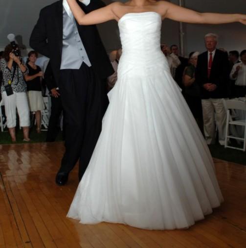 strapless wedding dresses vera wang. Vera Wang Wedding Dress