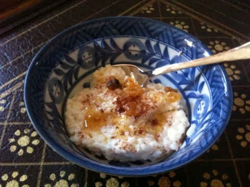 Rice Pudding 2