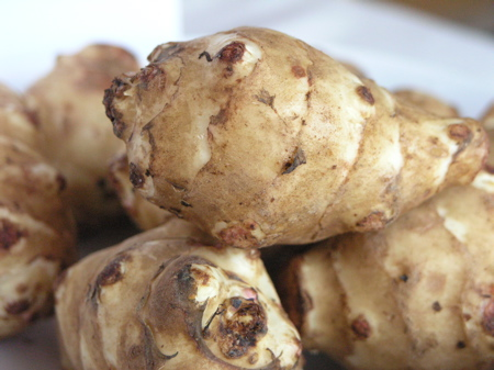 how to make jerusalem artichokes more digestible